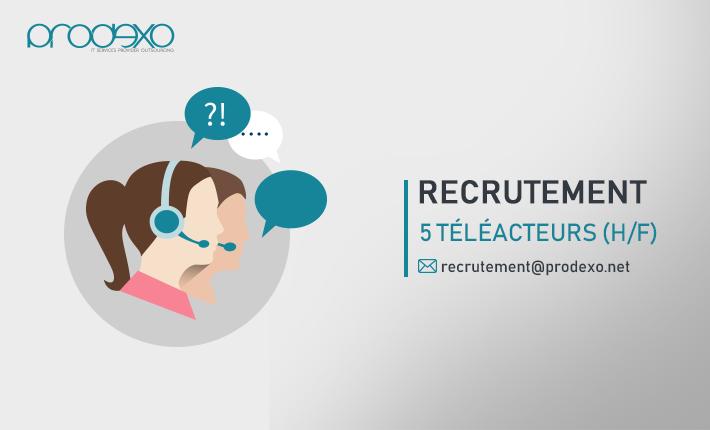 recrutement TA